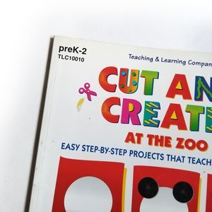 Teaching and Learning Company Other - Cut And Create at the Zoo